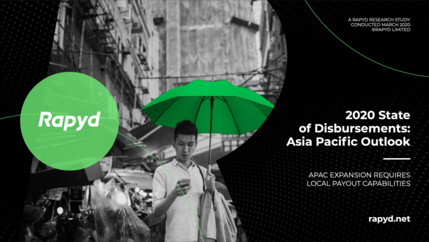 2020 State of Disbursements: Asia Pacific Outlook