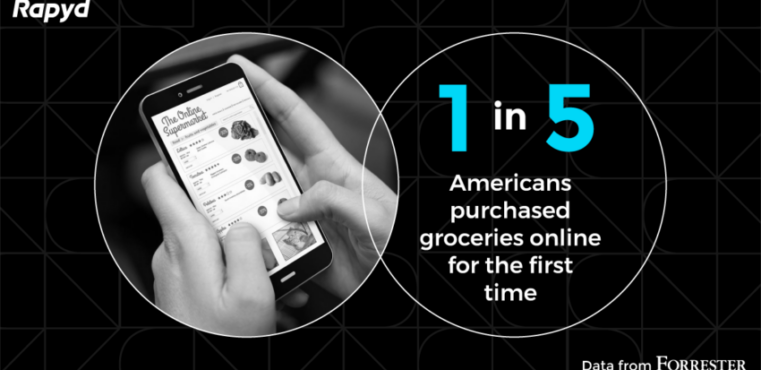 online groceries bright spots in gig economy