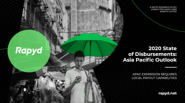 Rapyd Unveils Payout and Disbursement Research, Identifies Preferences Across Asia Pacific Region in New Report