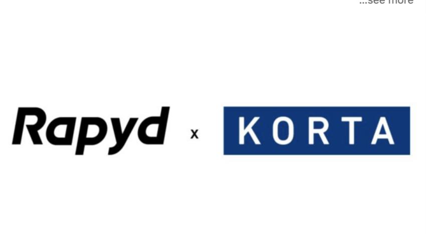 Rapyd Korta logos