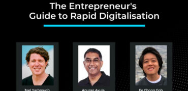 The Entrepreneur's Guide to Rapid Digitalisation