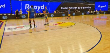 Rapyd Is At Center Court as Maccabi FOX Tel Aviv Resumes Play