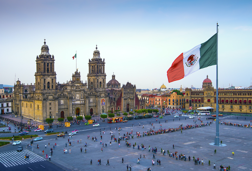 Accept Payments in Mexico