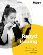 Rapyd Issuing Product Brief Cover
