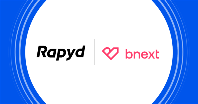 Rapyd and Bnext logos