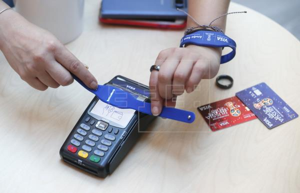 Visa IoT Enabled Payment Band