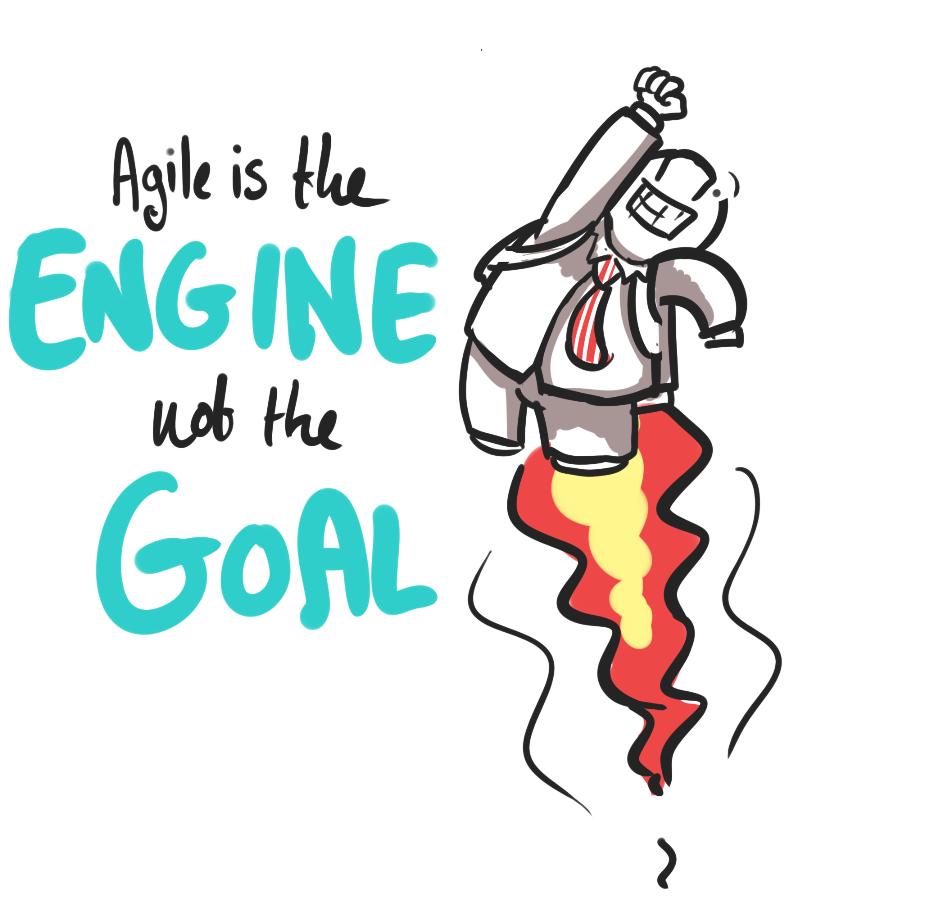 Agile Cartoon