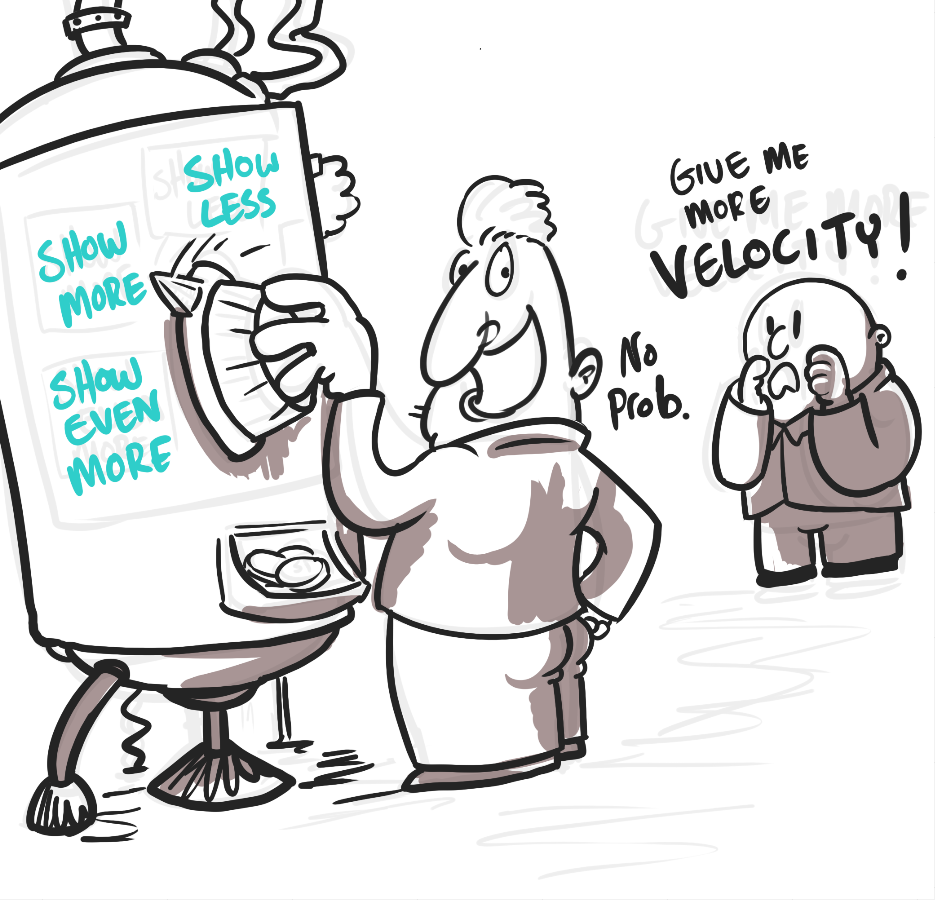 Agile Velocity Calculation