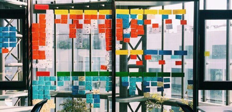 Agile Scrum Board by Irfan Simsar Unsplash