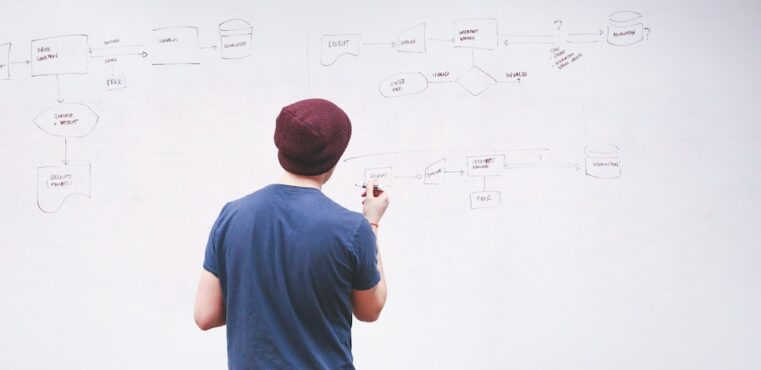 A Developer Discussing Fintech APIs