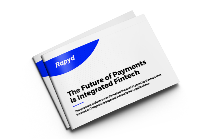 The Future of Payments is Integrated Fintech