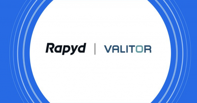 rapyd valitor acquisition
