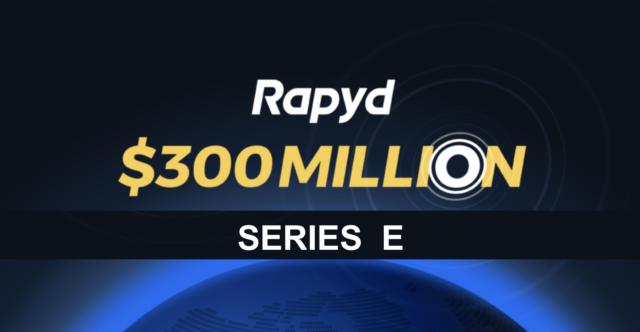 Rapyd Raises Series E Funding Banner